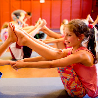 Tween Kids Yoga at Viroga