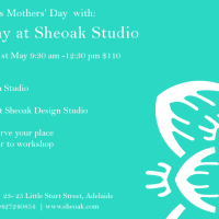 Mothers Day Yoga and Art workshop