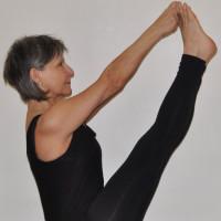 VIM LANE yoga logo