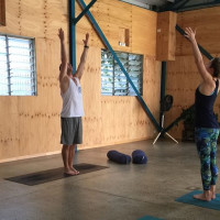 New Community Class with Iain (Free - Yoga Flow)