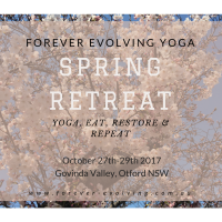 Spring Yoga Retreat
