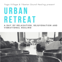 Urban Retreat - Sunday, 20th August 2017 at 10:30AM