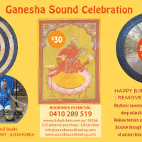 Ganesha Sound Healing Celebration