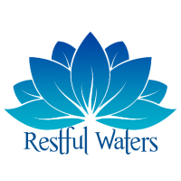 Restful Waters Yoga & Meditation logo