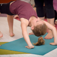 Yoga and Mindfulness for Kids: 5- 8 years