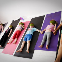 Family Yoga: 3- 12 year olds + Grown- Ups