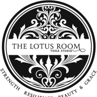 The Lotus Room, Yoga Studio logo