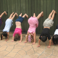 Kids Yoga Workshop - Fun with a Twist