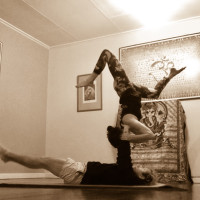 AcroYoga - Mondays - 3 weeks