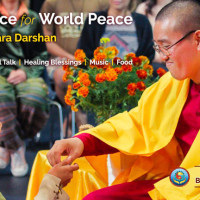 FREE Inner Peace for World Peace Event - Avalokiteshvara Darshan - Meditation | Spiritual Talk | Blessings - MELBOURNE PEACE EVENT