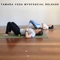 Tamara Yoga Myofascial Workshop with Margaret