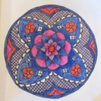Tamara Yoga Mandala Drawing Workshop