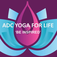 ADC Yoga for Life logo