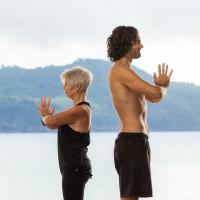 Skydance yoga TT logo