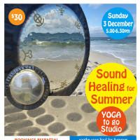 Summer Sound Healing