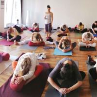 YIN THERAPY RYT200 Yin Yoga & Anatomy Teacher Training (Module I / 50hrs)