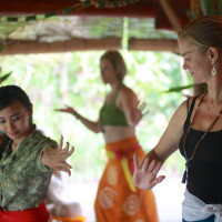Movement Medicine Eco Yoga Retreat