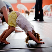 Toddler Yoga: 18 months- 3 years