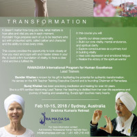 VITALITY AND STRESS - KRI Level Two Certification Program in Kundalini Yoga