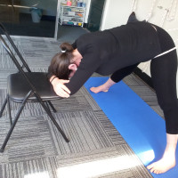 Reflections from a student ...... on her private yoga sessions.