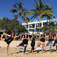 200hr Yoga Teacher Training 2018