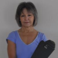 Introducing Vim Lane, certified Iyengar yoga teacher, to Port Stephens.