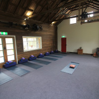 YOGA RETREAT……CORINELLA HOUSE GREENHILL