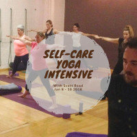 Self-Care: Tuning in to what you need! with Scott Read