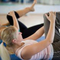 12 week Pilates Mat course
