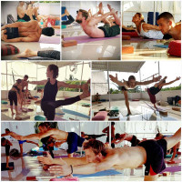 Yoga Alliance Accredited 200 hours Yoga Teacher Training in Goa India