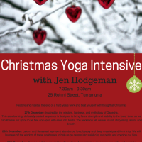 Christmas Yoga Intensive