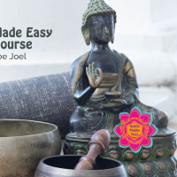 Meditation Made Easy: 8 Week Course with Phoebe Joel