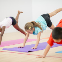Yoga for Children 6-10yrs Term 1 2018
