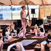 Alan & Sarah Finger ISHTA Yoga Masterclasses in Sydney