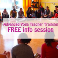 Free Info Session - Advanced Yoga Teacher Training