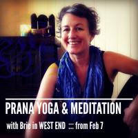 Briellen McAlpine | Yoga. Meditation. Healing logo