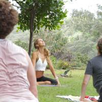 Samadhi Flow Yoga logo