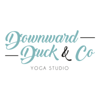 Downward Duck & Co Yoga Studio Mulgrave logo
