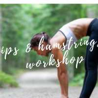Hips & Hamstrings ~ Roll & Release Workshop ~ Holland Park