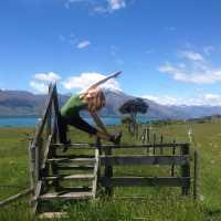 New Zealand Yoga Hike Restore Retreat with Jessie Chapman