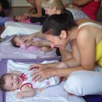 Baby Yoga at Viroga - 4 week course