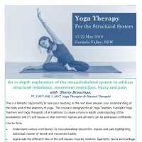 Yoga Therapy for the Structural System