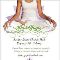 ShivaYoga, Coburg,  Thursday's @10.30 am and 7.00 pm