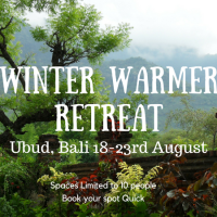 Winter Warmer Bali Yoga Retreat