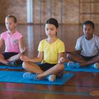 Kids Yoga Education: Teacher Training for Primary 2 (ages 9 to 12)