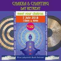 Chakra & Chanting Day Retreat