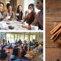Yoga, Chai & Chats