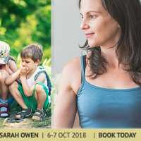 Mindfulness training for working with Children with Sarah Owen October 2018