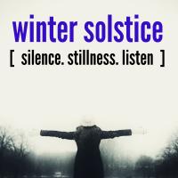 Winter Solstice ::: LISTEN ::: healing & yoga