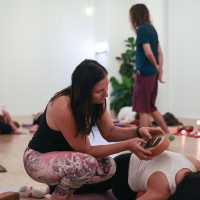 Yin Sound Healing with Krissi & Daniel